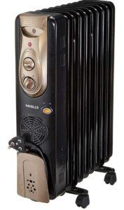 Havells OFR - 9Fin 2400-Watt PTC Fan Heater   Best Oil Filled Room Heater in India