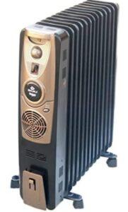 Bajaj Majesty RH 9F Plus 2000 Watts 9 Fins Oil Filled Room Heater  Best Oil Filled Room Heater in India