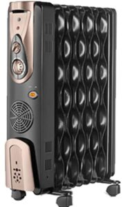 ORIENT Electric Comfort Collection 13 Fin Oil Filled Radiator Room Heater   Best Oil Filled Room Heater in India
