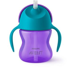 Philips Avent Plastic BPA Free Material Aven Straw Cup