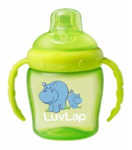 LuvLap Hippo Spout Sipper  Best Sipper for Babies in India