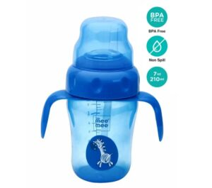 Mee Mee 2 in 1 Spout and Straw Sipper Cup   Best Sipper for Babies in India