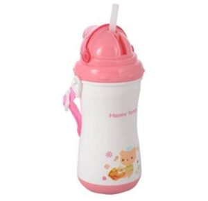 Little Fingers No-Spill Bpa Free Kids Opaque Soft Straw Sipper   Best Sipper for Babies in India