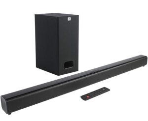JBL Cinema SB231, 2.1 Channel Dolby Digital Soundbar  Best Soundbar Under 10000