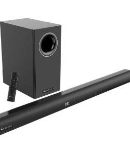 Zebronics Zeb-JUKEBAR 6000DWS PRO, 160W Multimedia soundbar   Best Soundbar Under 10000