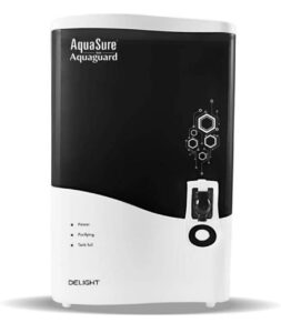 Eureka Forbes AquaSure from Aquaguard Delight | Best Water Purifier Under 10000