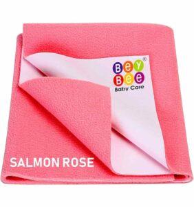 BeyBee Waterproof Bed Protector Sheet | Best Baby Bed Protector