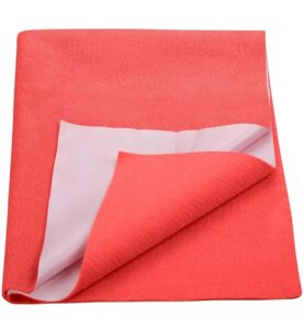 Trance Dry Sheet for Baby Bed Protector| Best Baby Bed Protector