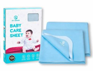 MY ARMOR Quick Dry Waterproof | Best Baby Bed Protector