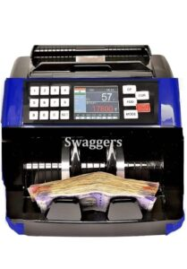 SWAGGERS Loose Mix Note Value Counting Machine | Best Cash Counting Machine