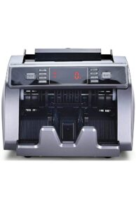 Drop2Kart Automatic HeavyDuty Cash Counter | Best Cash Counting Machine
