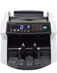 KROSS - IS2300 Currency/Note/Money/Cash Counting Machine | Best Cash Counting Machine