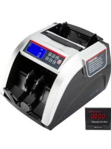 SToK Business Grade Note Counting and Fake Note Detector Machine | Best Cash Counting Machine