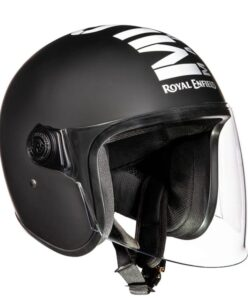 Royal Enfield OP MLG (V) Open Face with Visor Helmet | Best Helmet Under 2000