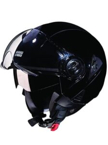 Studds Downtown Open Face Helmet | Best Helmet Under 2000